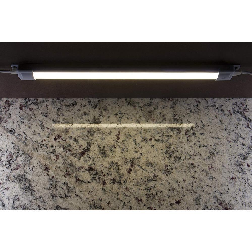 Ge 24 In Premium Led Linkable Under, Ge Led Under Cabinet Lighting