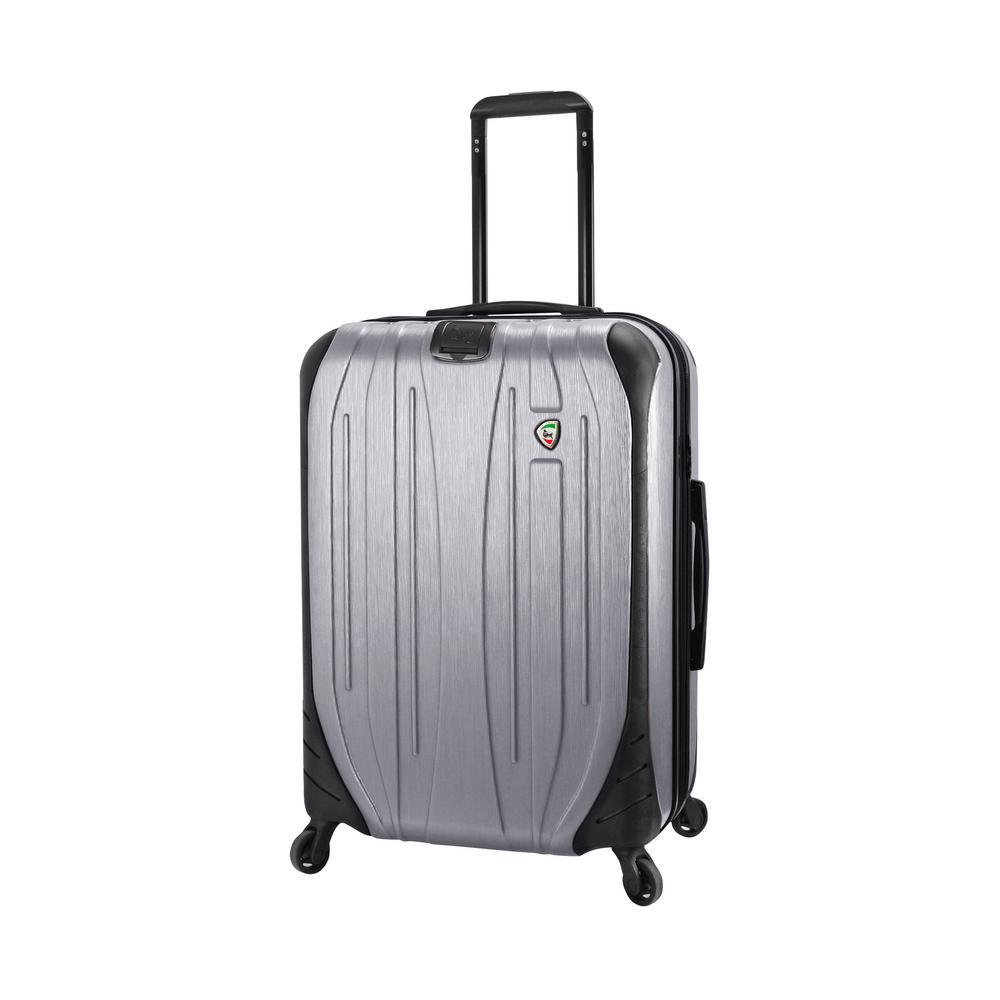 Ferro 28 in. Aluminum Hardside Spinner Suitcase