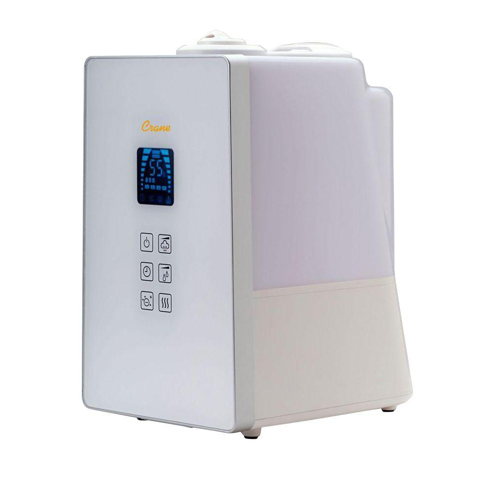 1.2 Gal. Digital Germ Defense Warm and Cool Mist Humidifier