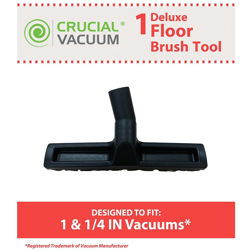 Barefloor Floor Brush Fits 32mm Vacuums