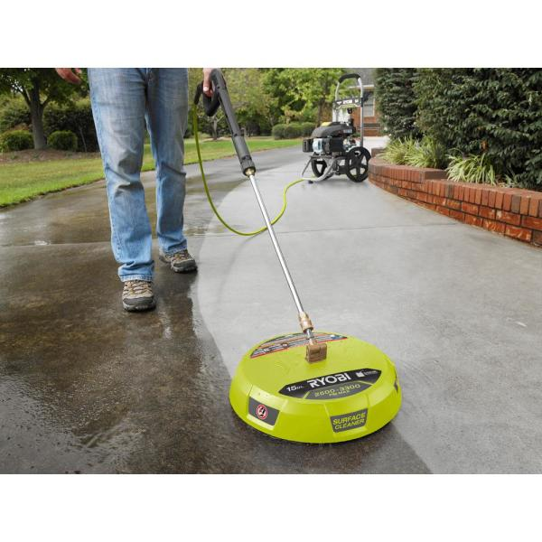 Ryobi 15 In 3300 Psi Surface Cleaner