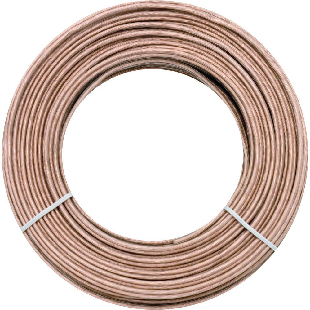 Ge 100 ft 18 gauge speaker wire stranded 76497 the home depot 18 gauge speaker wire stranded keyboard keysfo Gallery