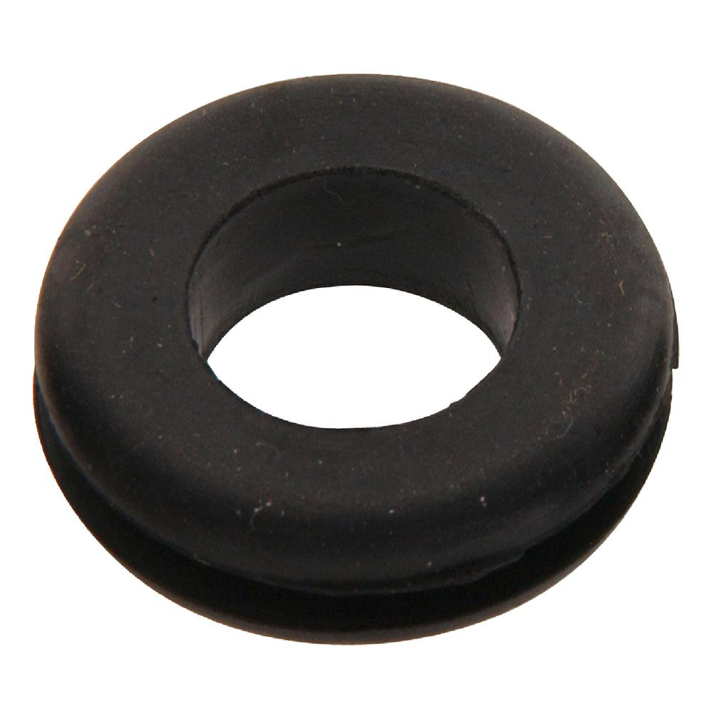 The Hillman Group Rubber Grommet Inner Diameter 5/16 in. Outer Diameter 5/