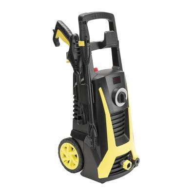 BY02-VBP-WTH 2000 PSI 1.60 GPM 13 Amp Electric Pressure Washer