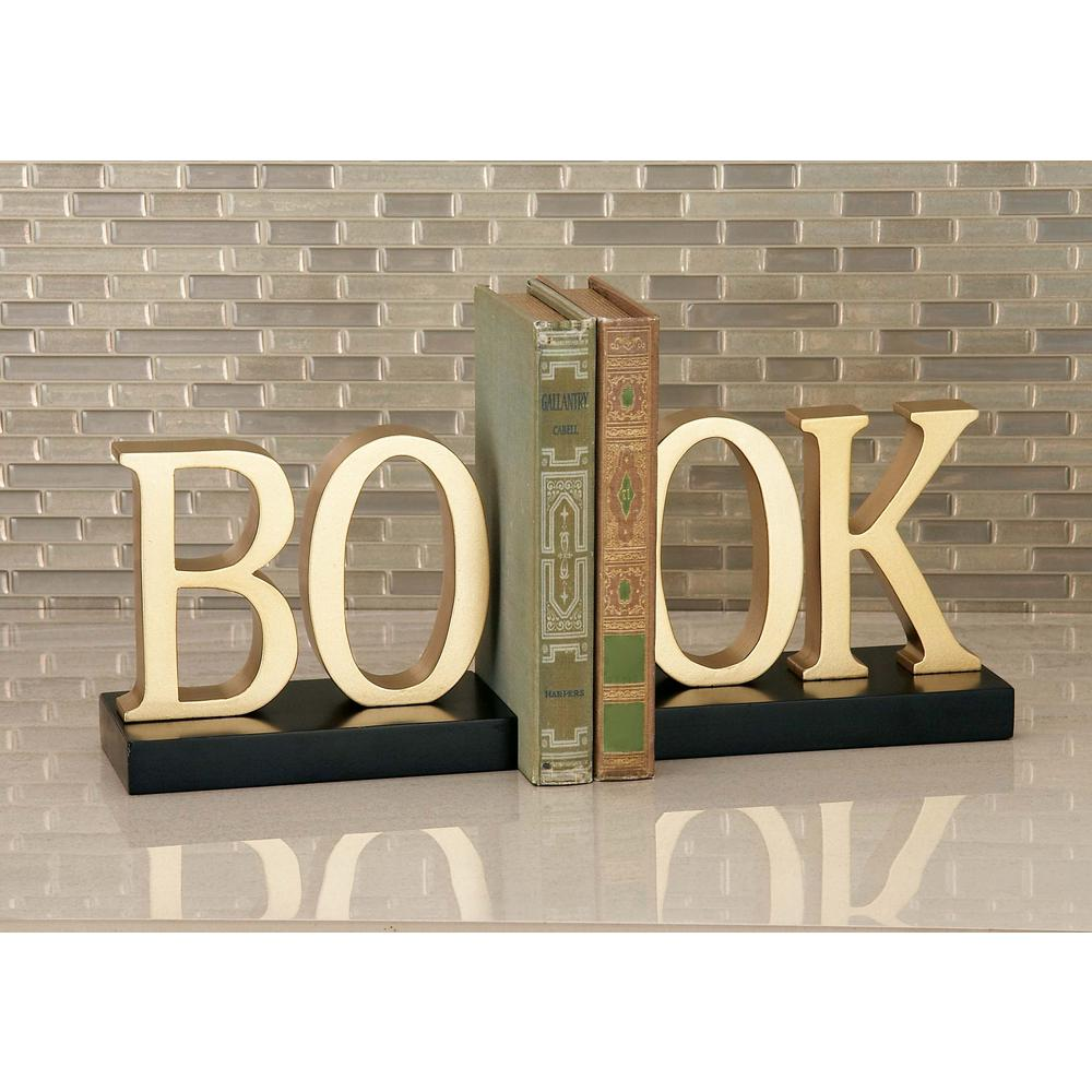 Top Wood - Bookends - Home Accents - The Home Depot NU75