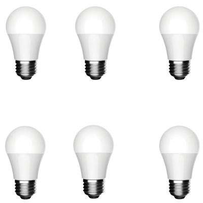 60W Equivalent Soft White A15 Dimmable LED Light Bulb (6-Pack)