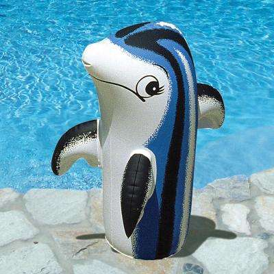 18 in. Marvelous Dolphin Pool Toy