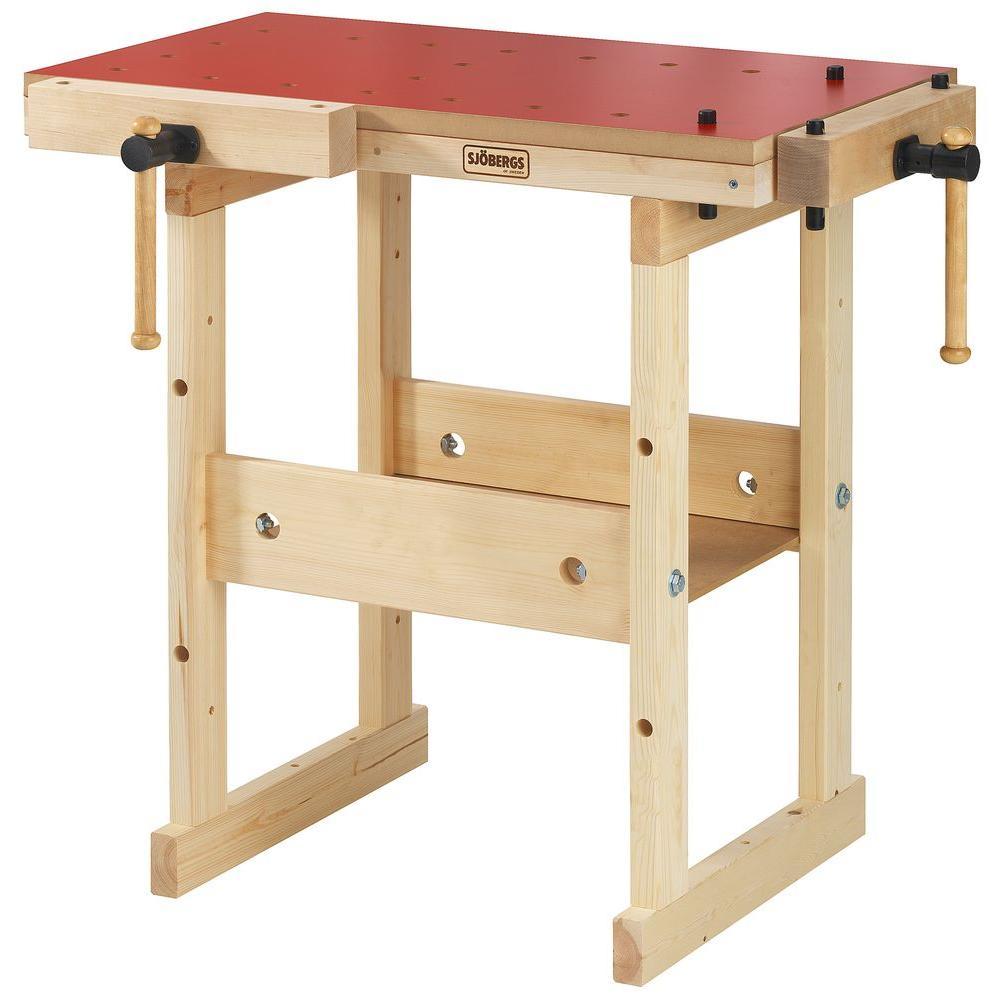 Sjobergs Hobby Plus 3 ft. Workbench