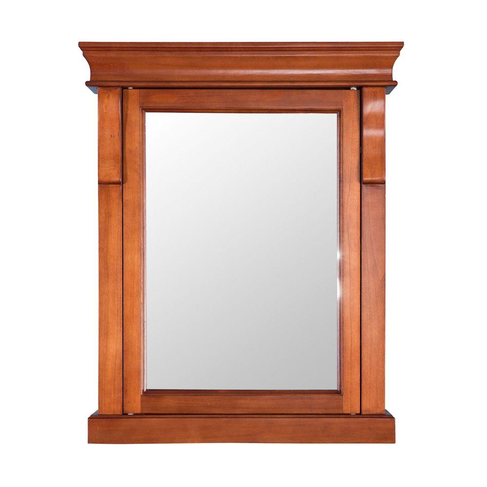 Naples 25 In. W X 31 In. H X 8 In. D Framed