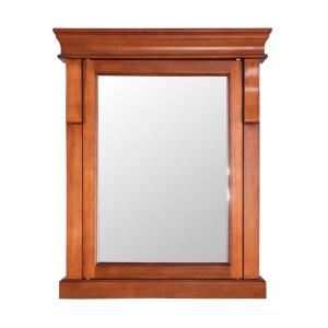 Foremost Naples 25 inch W x 31 inch H x 8 inch D Framed Surface-Mount Bathroom Medicine... by Foremost
