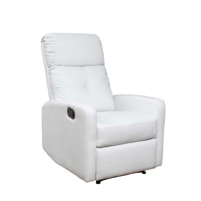 White Recliners Chairs The Home Depot