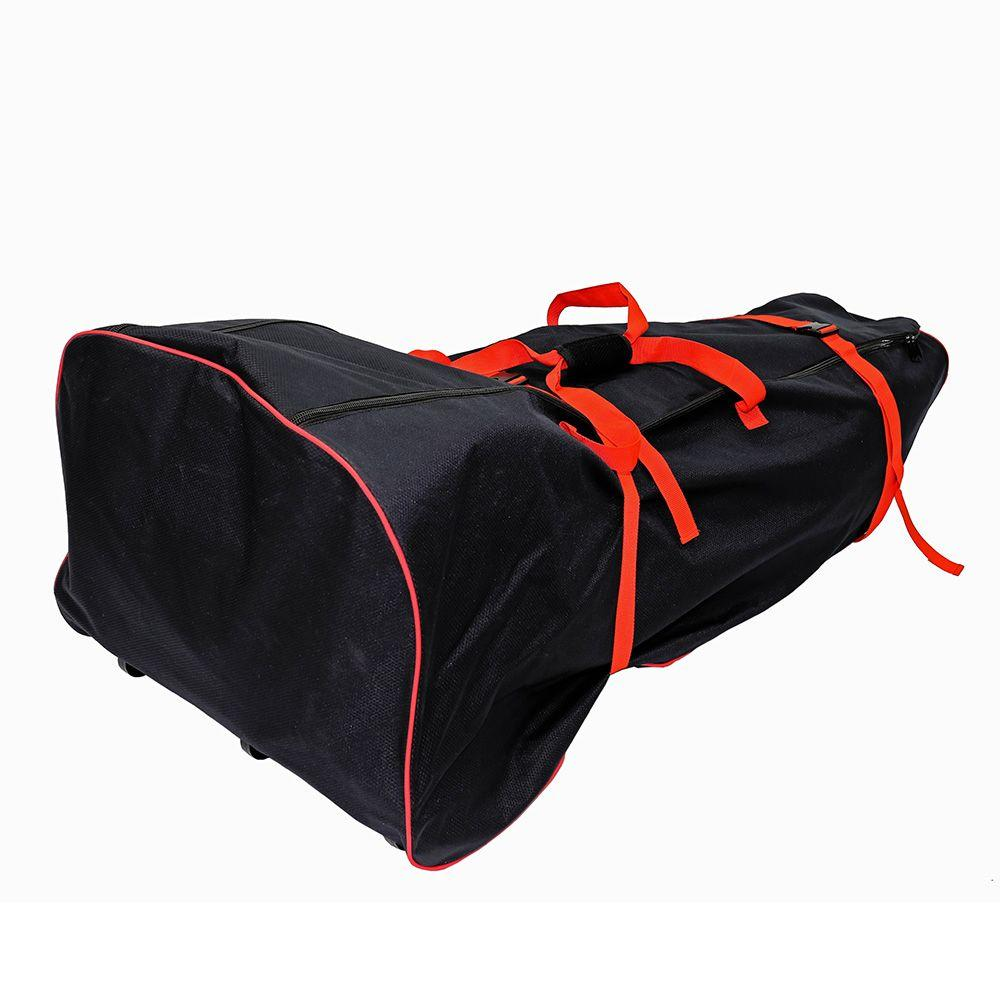 Premium Artificial Rolling Tree Storage Bag for Trees Up to 7.5 ft ...
