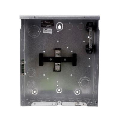 Eaton Ch 70 Amp 2 Space 4 Circuit Outdoor Main Lug Loadcenter With Cover Ch2l70rp The Home Depot
