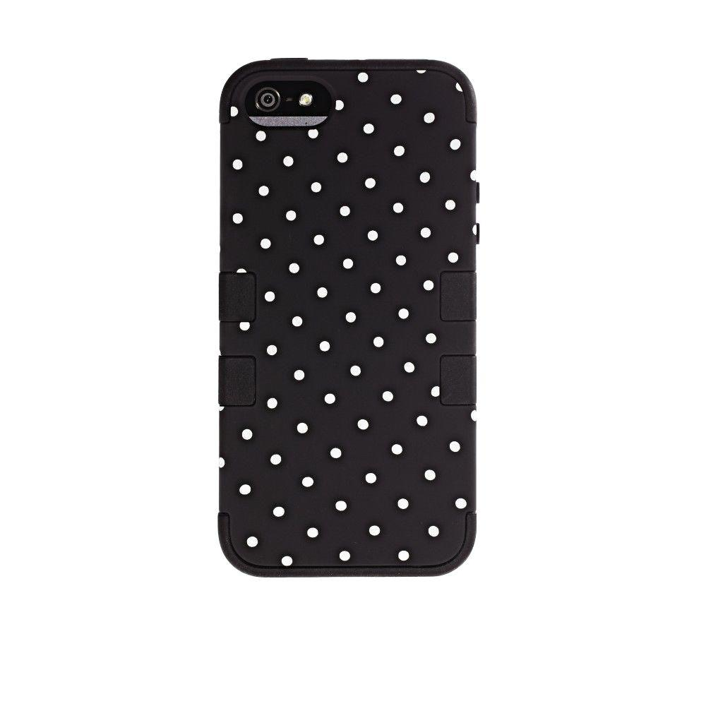 Home Decorators Collection Tech Shield 5 in. Mini Dots iPhone 5/5s Case