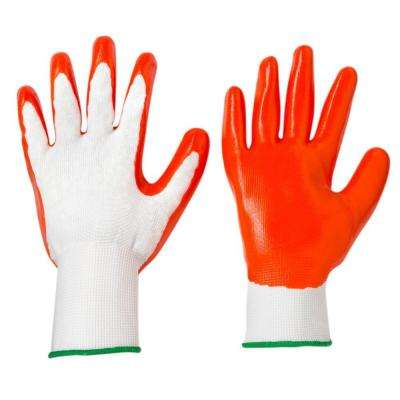 Multi-Purpose Large Nitrile-Dipped Gloves (5-Pack)