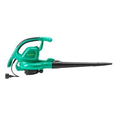 WE12B 200 MPH 360 CFM 12.5 Amp Corded Electric Handheld Leaf Blower