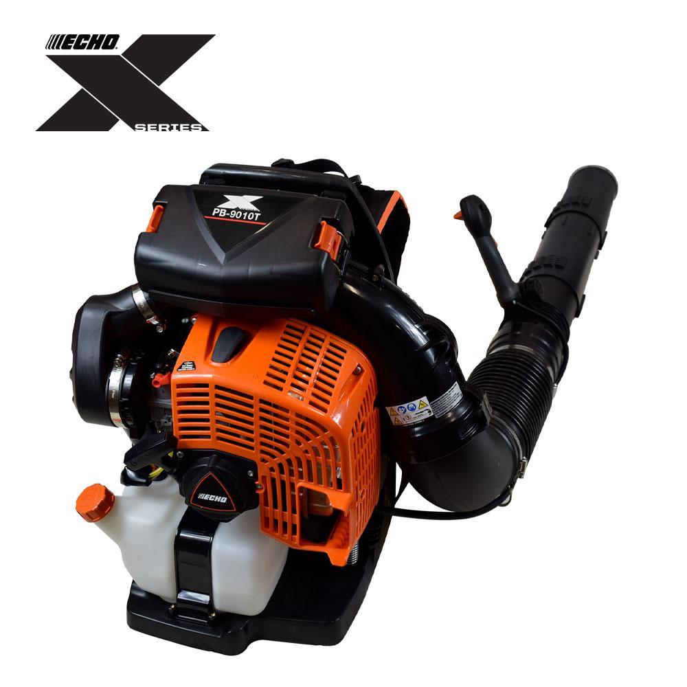 ECHO 220 MPH 1110 CFM 79.9 cc Gas 2-Stroke Backpack Blower w/ Tube-Mounted Throttle