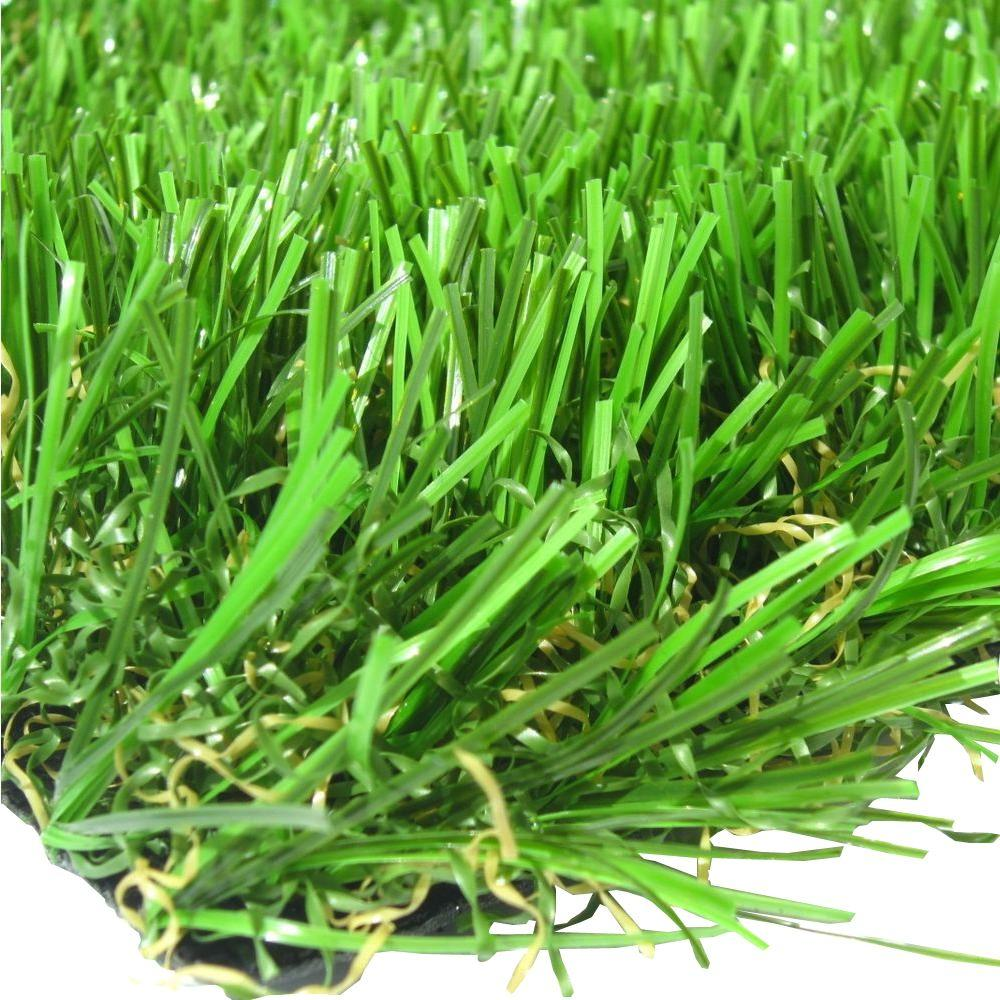 RealGrass Deluxe Artificial Grass Synthetic Lawn Turf 5 ft. x 10 ft. (50 sq. ft.)