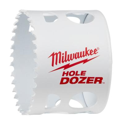 2-1/2 in. Hole Dozer Bi-Metal Hole Saw