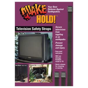 Quake Hold 2830 7 Steel Furniture Cable Ready America Inc.