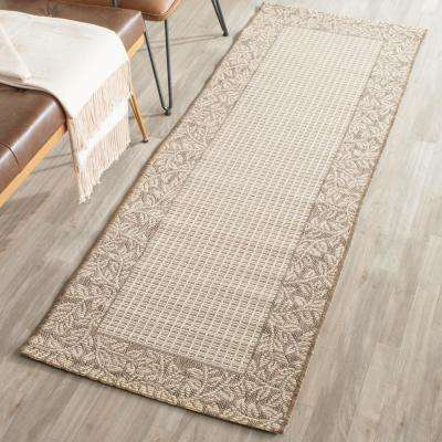 Beige - Runner - Outdoor Rugs - Rugs - The Home Depot