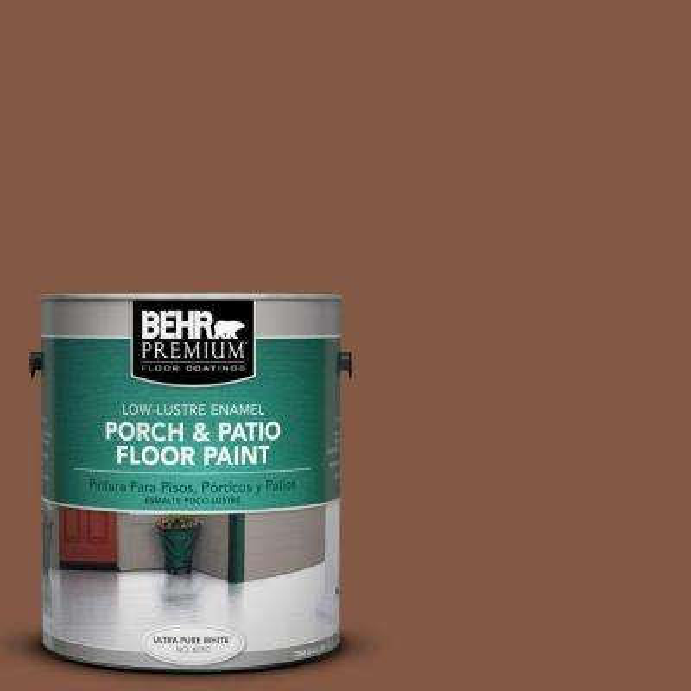 1 gal. #PFC-20 Coronado Low-Lustre Interior/Exterior Porch and Patio Floor Paint