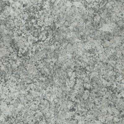 5 in. x 7 in. Laminate Countertop Sample in Geriba Gray with Premiumfx Etchings Finish