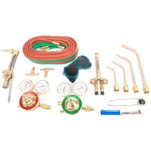 Click here to buy Forney Heavy Duty Oxygen Acetylene Deluxe Victor Type Torch Kit by Forney.