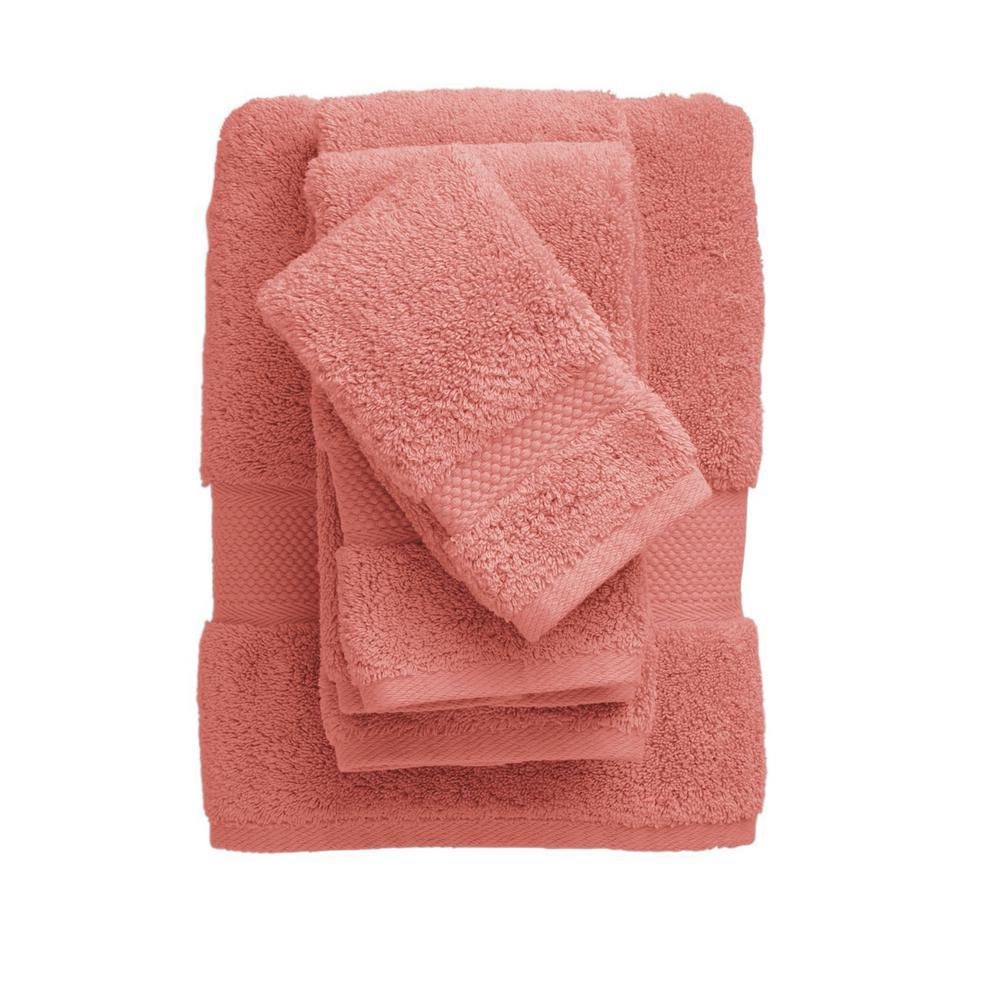 Legends Sterling Copper Solid Supima Cotton Bath Towel