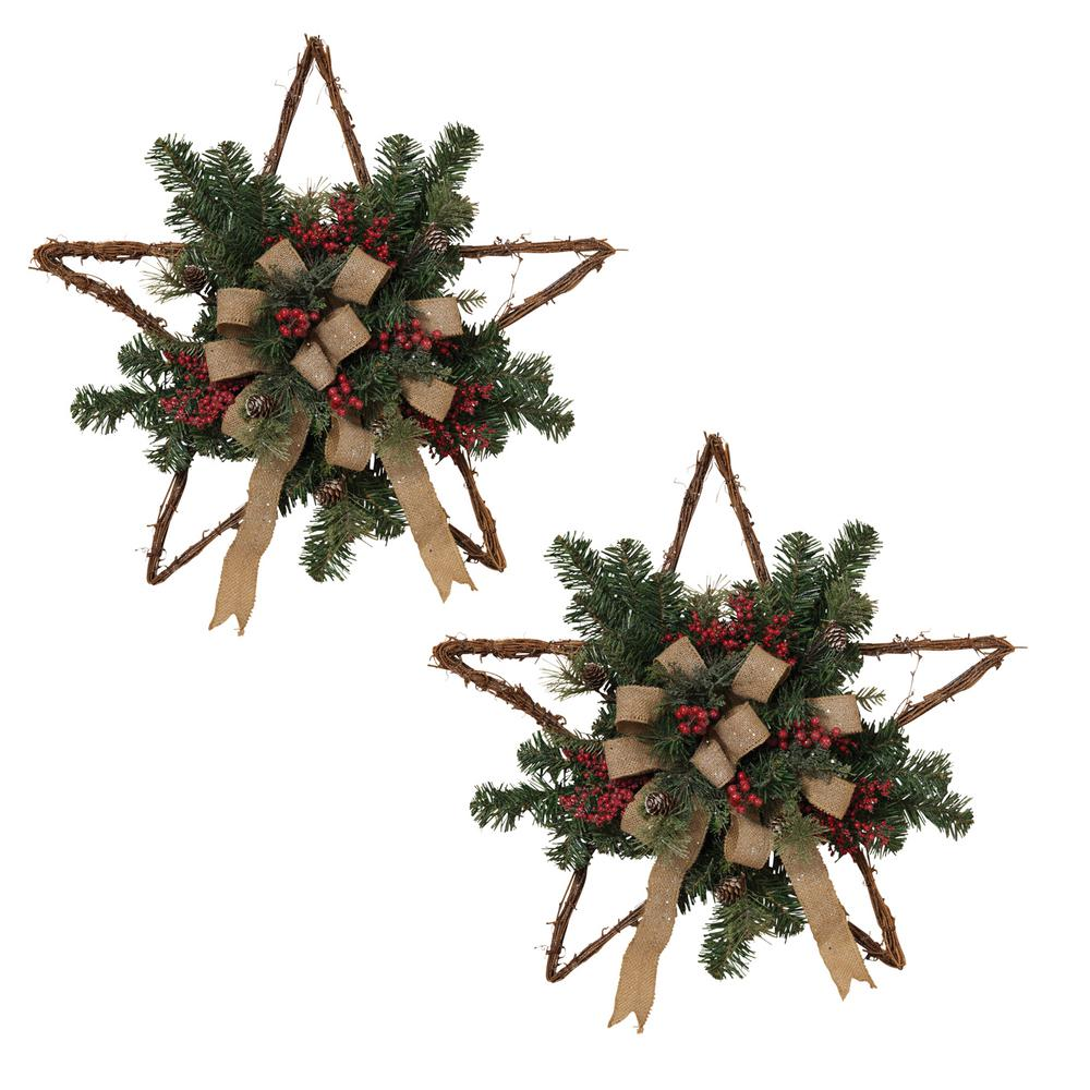 S 2 24 In L Twig Holiday Stars