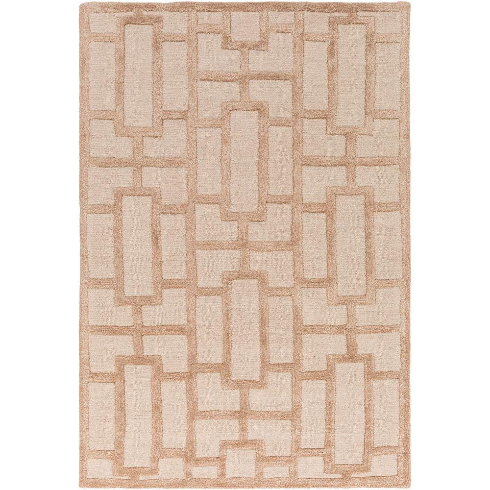 Arise Addison Sand 8 ft. x 10 ft. Indoor Area Rug