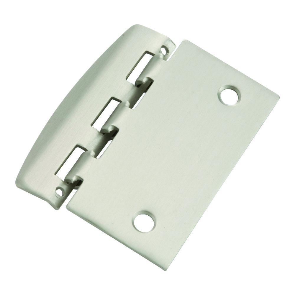 Door Safety Latch : First watch security satin nickel flip door lock sn