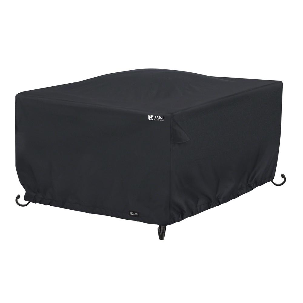 Classic Accessories 42 in. Square Fire Pit Table Cover