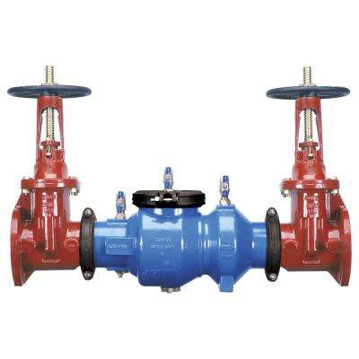 6 in. Double Check Backflow Preventer