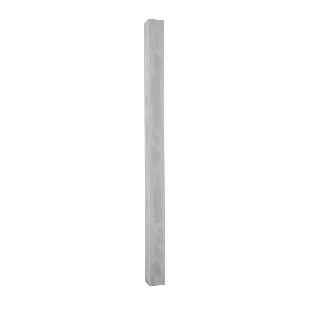 6 in. x 8 ft. Square PermaCast Structural FRP Column