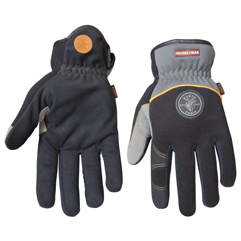 Klein Tools Journeyman Pro Utility Gloves-DISCONTINUED