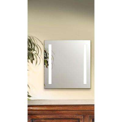Rifletta 26 in. x 26 in. LED Mirror