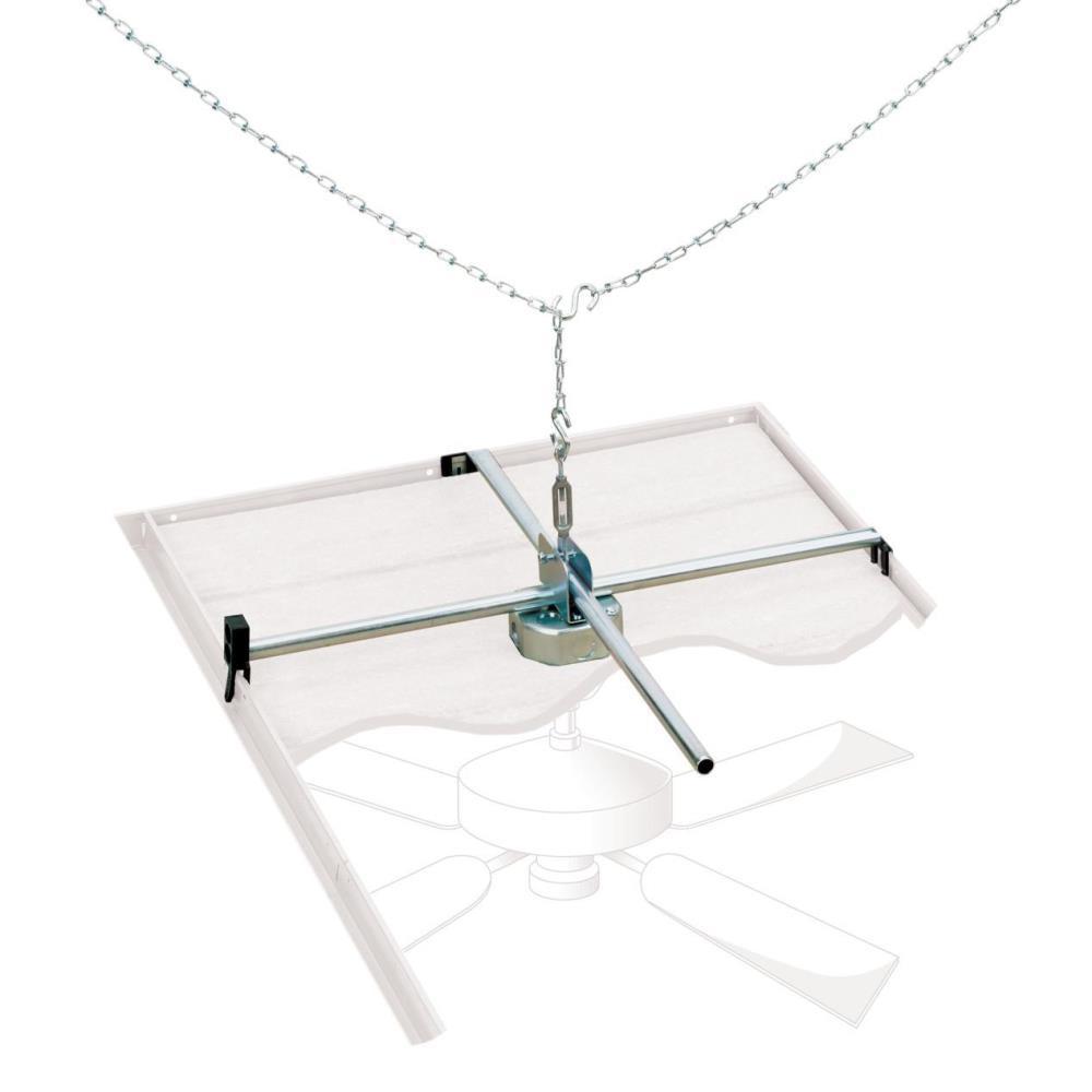 Westinghouse 15 5 Cu In Ceiling Fan Saf T Grid Support
