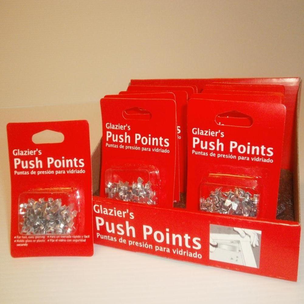 Window Glazing Points (12-Pack)