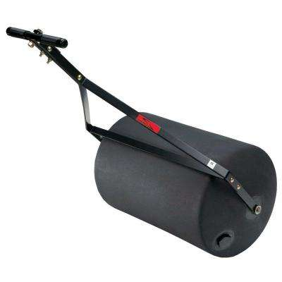 18 in. x 24 in. 270 lb. Combination Push/Tow Poly Lawn Roller