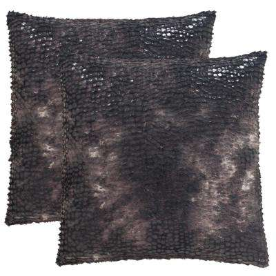Mimi Textures and Weaves Pillow (2-Pack)