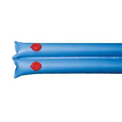 12 in. x 96 in. Domestic Blue Double Water Tube