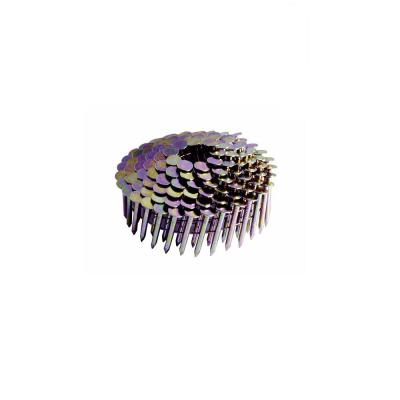 Grip Rite Grip Rite 1 1 4 In Smooth Galvanized Coil Roofing Nails 7200 Pack Grcr3dgal The Home Depot