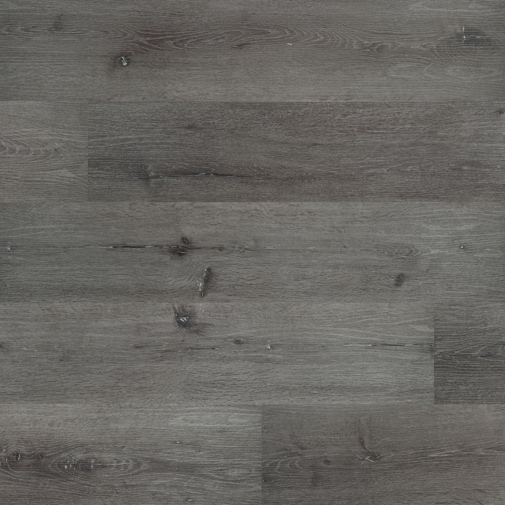 MSI Provence Brown 7 in. x 48 in. Rigid Core Luxury Vinyl Plank Flooring(55 cases / 1307.35 sq. ft. / pallet)