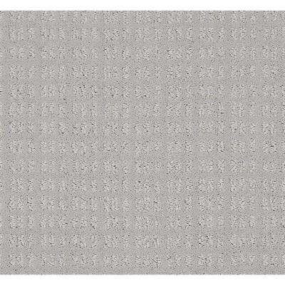 Carpet Sample - Boxton - Color Network Pattern 8 in. x 8 in.