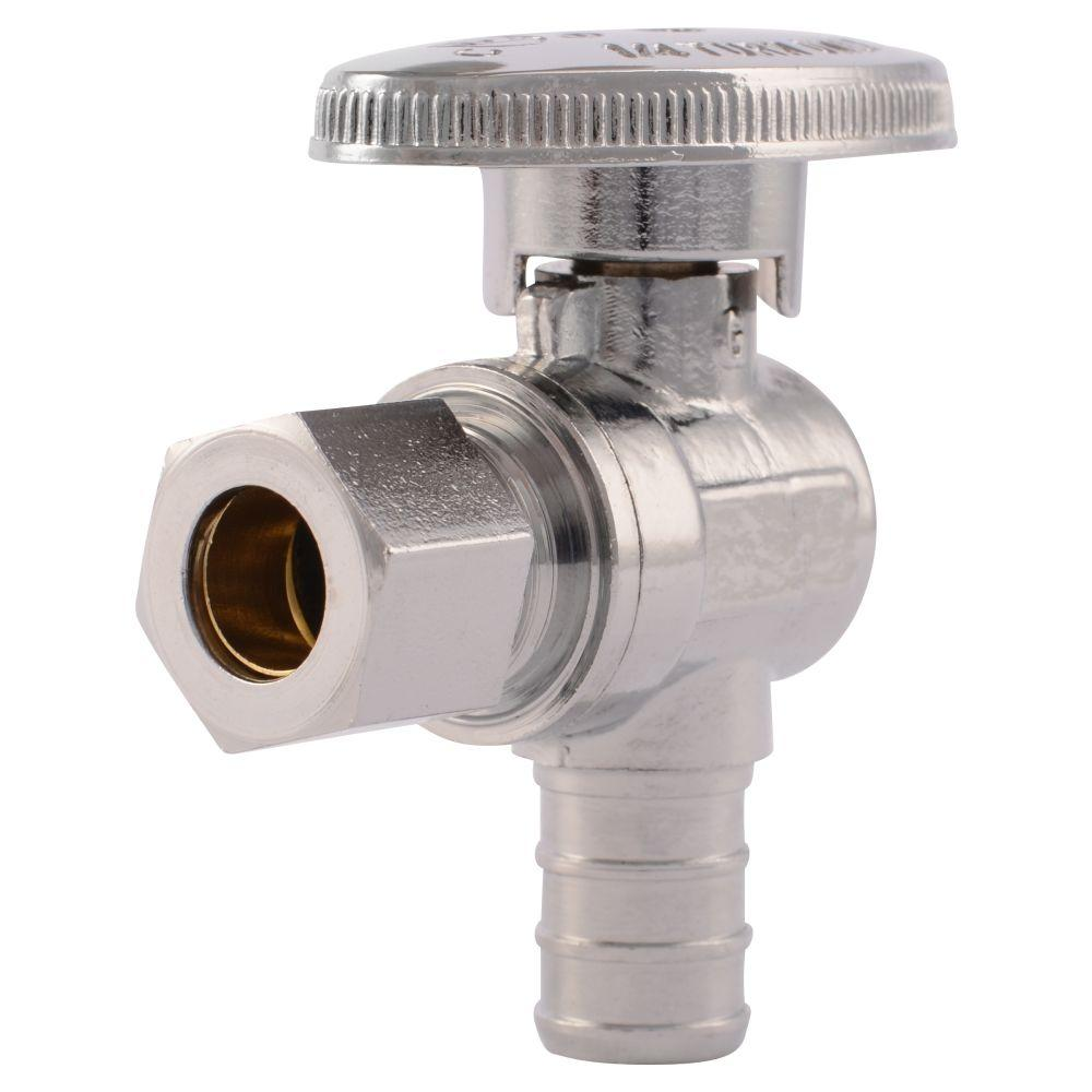 SharkBite - FIP x Push-To-Connect - Valves - Plumbing - The Home Depot