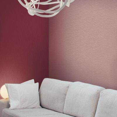 57.75 sq. ft. Patent Decor Tidal Swell Paintable Dado Wallpaper