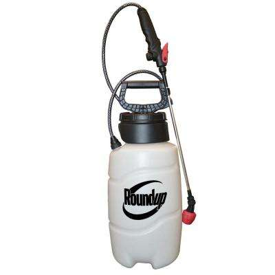 2 Gal. All-in-1 Multi Nozzle Sprayer
