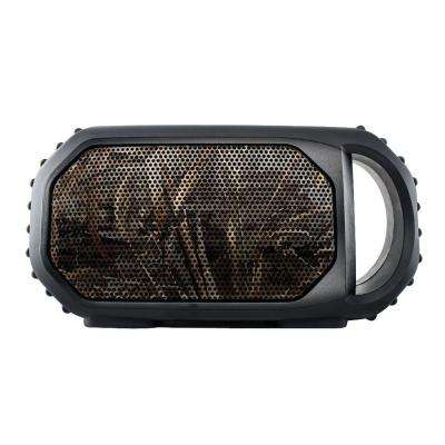 ECOSTONE Portable Outdoor Bluetooth Speaker - Real Tree Camo