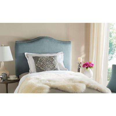 Jeneve Wedgwood Blue Twin Headboard